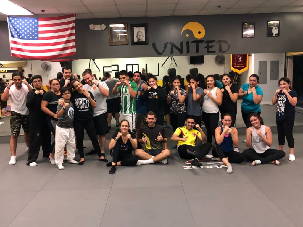 kickboxing doral_united martial arts doral