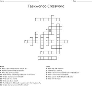 Taekwondo_Crossword__444113